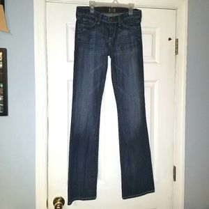 EUC Citizens of Humanity Kelly Jeans
